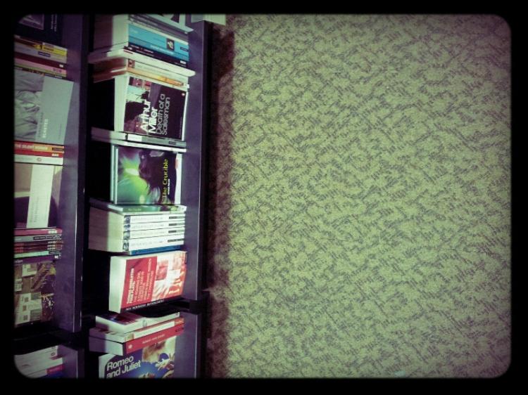 book carpet