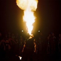 Some Bad Pictures of a Fire Eater