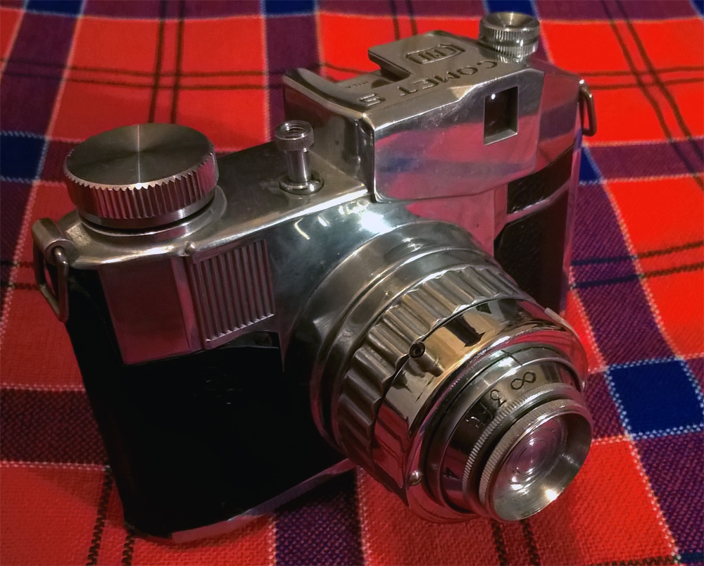 Some Old Cameras