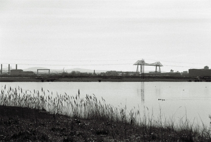 Left to right are the derelicts, pieces of modern art and the half working bridges.