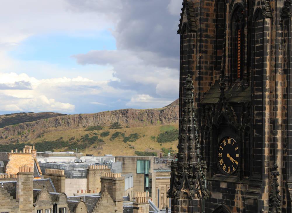 Edinburgh's Rooftops