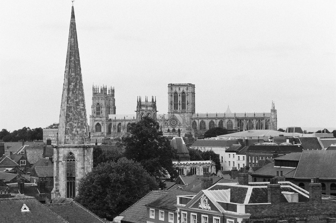 Spires and Towers